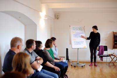 systemische coachingmethode fluechtlinge